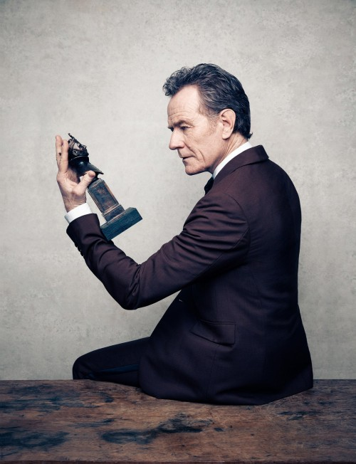 Bryan Cranston / Olivier Awards 2018 for Vanity Fair