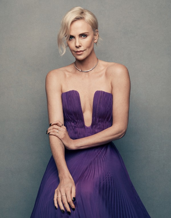 © Charlize Theron by Matt Holyoak